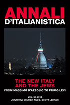 The New Italy and the Jews