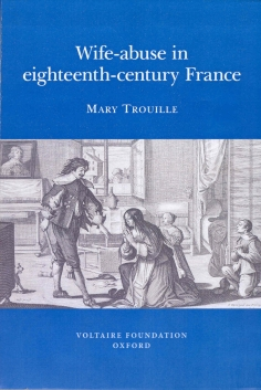 Wife-abuse in the eighteenth-century France